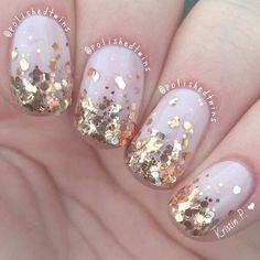 31 snazzy new year's eve nail designs: red and gold stiletto nails New Years Nail Designs, Ombre Nail Designs, Nail Designs Spring, Simple Nail Designs, Gold Stiletto Nails, Glitter Nails, Coffin Nails, New Year's Nails, Hot Nails
