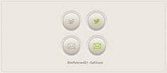 Soft Icons - 365psd