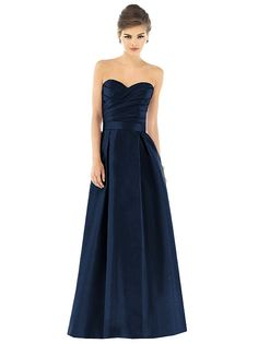 Alfred Sung Style D539 http://www.dessy.com/dresses/bridesmaid/d539/?color=midnight=47#.UgdlU2S9Kc0