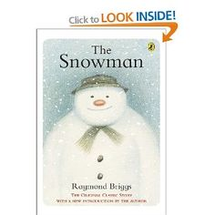 The Snowman: Amazon.co.uk: Raymond Briggs: Books