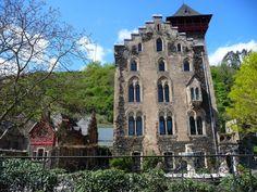 Das Schloss Liebieg in Gondorf