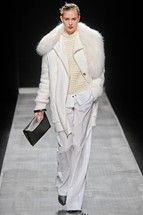 Sportmax fall '12 all white outfit