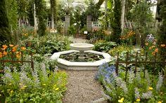 The Italian Renaissance Garden Exhibit [May 8 - Sept. 8, 2013] at The New York Botanical Garden, Bronx, NY