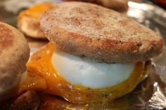Easy & Quick Breakfast Sandwich
