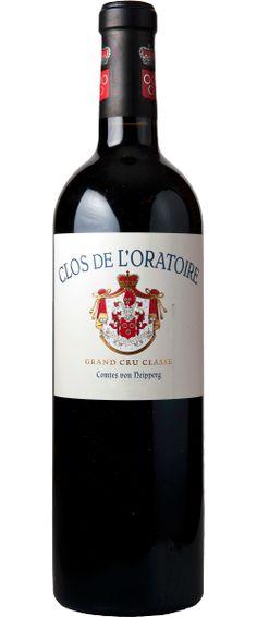 Clos de l'Oratoire 2009  -  Grand Cru Classé de Saint-Emilion - 16.5/20 : légant, tout en subtilité, le vin est d'une grande élégance avec une belle fraîcheur, superbe finale  En savoir plus : http://avis-vin.lefigaro.fr/vins-champagne/bordeaux/rive-droite/saint-emilion-grand-cru/d20525-clos-de-l-oratoire/v20778-clos-de-l-oratoire/vin-rouge/2009#ixzz3HcLZraic