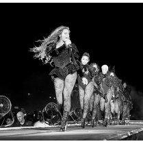 Beyonce leva a Formation Tour para Tampa, Florida 10