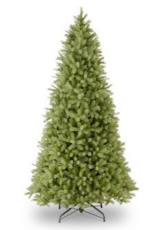 The Seasonal Aisle Celebrate Christmas in style without the worry of falling needles with this artificial tree, which features hinged branches for quick and easy set-up. Types Of Christmas Trees, Beautiful Christmas Trees, Christmas Lights, Artificial Xmas Trees, Douglas Fir Tree, Garden Fencing, Home Additions, Garden Furniture, Things To Come