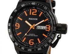 Relógio de Pulso Masculino Social Analógico - Magnum MA 31542 J