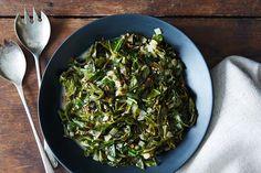 Collard Greens Braised in Coconut Milk recipe on Food52