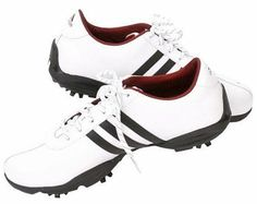 Cool Adidas Driver Isabelle Golf Shoes - Women's Size 6.5 Medium - White