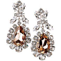 イヤリング ❤ liked on Polyvore featuring jewelry, earrings, accessories and earrings jewelry