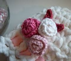 Image result for crochet embellishments patterns free