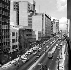 FOTOS | 10 hermosas fotografías de la Caracas de los años 50 | La Venezuela Inmortal