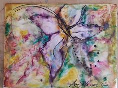 #2 Yupo Butterfly