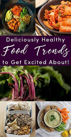 If you are a food nerd like I am, maybe you also spend hours looking at next year's food trends and choosing your faves!