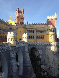 Sintra- Palácio de Sintra