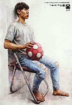 Human Painting, Human Drawing, Life Drawing, Drawing Sketches, Pencil Drawings, Art Drawings, Figure Sketching, Figure Drawing, Watercolor Portraits