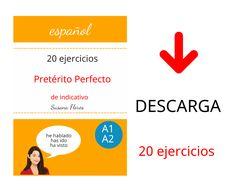 Participios irregulares en español - SpanishUnicorn.com Spanish Lessons, Learning Spanish, Spanish Grammar Exercises, Spanish Worksheets, Expressions, Language, Education, Banner, Learn Spanish