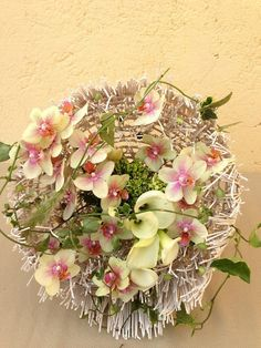 Artist: Leopoldo Gomez Floral Design