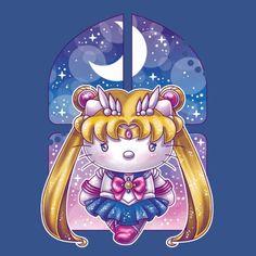 #casalpipoca #cinema #SailorMoon #Serena #HelloKitty