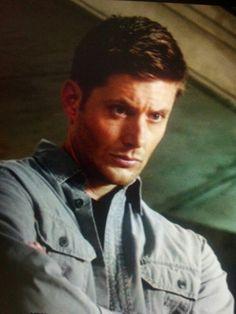 Deans serious face .....