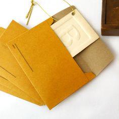 small kraft envelope, 10 pack, $7.00