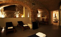 Wellness Spa in Borghese Palace Design Art Hotel in Florence