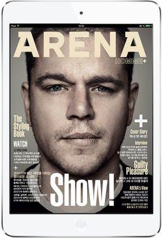 ARENA HOMME+ Free Digital Magazine. More on www.magpla.net MagPlanet #TabletMagazine #DigitalMag