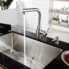 10 Affordable Kitchen Sinks! | Home decor | Pinterest | Sinks ...
