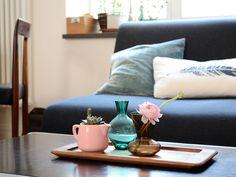 blue interior summer trend colours blau - Einrichtung Winterlich