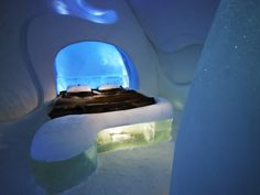 IceHotel in northern Sweden - fascinating!