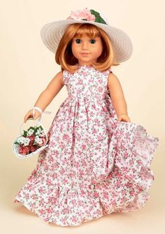 floral sunday dress-inspiration, shorten the dress length add ruffle  to make just below the knee