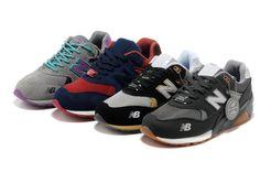 Edison zapatos de marea, 2013 los auténticos zapatos corrientes de los zapatos NewBalance 580XCO para los hombres y las mujeres NB zapatillas