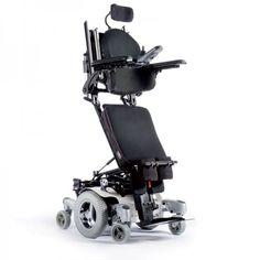 Asciende a una nueva dimensión con silla de ruedas eléctrica Jive Up. Déjate sorprender por la nueva Quickie Jive Up! Con sólo pulsar un botón, podrás incorporarte y observar el mundo desde otra perspectiva, y disfrutar de todos los beneficios clínicos y sociales que ofrece la bipedestación. Todo ello con la libertad e independencia que sólo Jive Up puede ofrecerte.