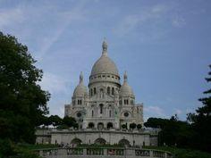 Basilica del Sacro Cuore, Montmartre, Parigi