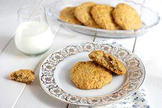 Chia sušenky Muesli, Cereal, Breakfast, Food, Morning Coffee, Granola, Essen, Meals, Yemek