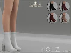 sims 4 cc shoes You cannot change the mesh, but feel free to recolour it as long as you add original link in the description. Found in TSR Category Sims 4 Shoes Female Sims 4 Mods, Sims 4 Game Mods, Sims Four, Sims 4 Mm Cc, Vêtement Harris Tweed, Dr Shoes, The Sims 4 Packs, The Sims 4 Cabelos, Sims 4 Characters