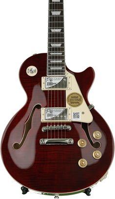 Gibson ES-Les Paul Studio in Red Wine