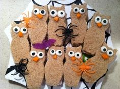 {Holidays} � 10 Healthy Halloween Treats