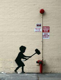 Upper West Side / by Banksy