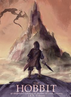 Hobbit Book cover