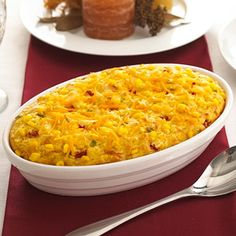 cornbread bake can be done with Bobs Red Mill GF cornbread mix Holiday Side Dishes, Thanksgiving Side Dishes, Thanksgiving Recipes, Holiday Recipes, Corn Recipes, Side Dish Recipes, Great Recipes, Favorite Recipes, Recipies