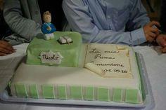 Torta Prima Comunione bambino pdz hand made