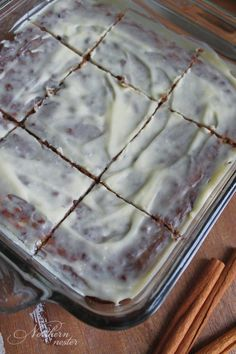 This low-carb, gluten-free Cinnamon Roll Cake delivers the flavors of a cinnamon roll without the fuss! A THM S. Trim Healthy Mama Diet, Trim Healthy Recipes, Low Carb Recipes, Easy Recipes, Vegan Recipes, Dinner Recipes, Dessert Recipes, Sugar Free Desserts, Low Carb Desserts