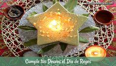 Ritual para cumplir tus deseos en la noche de Reyes