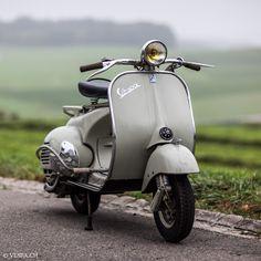 Vespa ACMA 1957, wie Faro Basso, GS 150, Vespa GS 160, Vespa. Vespa ACMA Modèle 125
