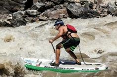 Whitewater SUP with Chuck Patterson, Dave Boehne and Slater Trout | SUP magazine
