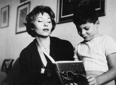 Paulo Gurgel Valente recorda sua mãe, Clarice Lispector - Instituto Moreira Salles