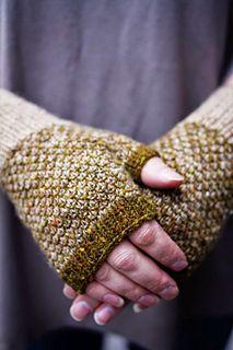 Malli: Kerän broken seed stitch -kämmekkäät