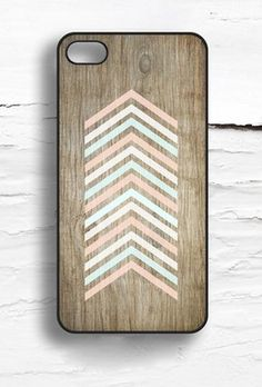 Pastel Chevron case for iphone